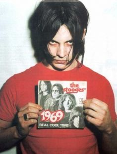 Jack White and The Stooges...HE is sexy as CRAP !!!!!!!!!!!!!!!!!!!!