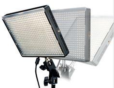 Aputure AL-528W AL-528S AL-528C LED Video Light Panel