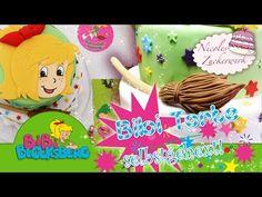 Bibi Blocksberg Torte vom Kanal Nicoles Zuckerwerk - YouTube