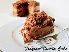 Fragrant Vanilla Cake: Minnesota Mocha Mud Cake