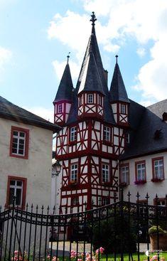 Рюдесхайм-на-Рейне - город в Германии, в земле Гессен - Путешествуем вместе