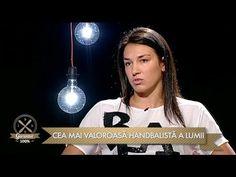Garantat 100% cu Cristina Neagu (@TVR1) - YouTube The 100, Youtube, Youtubers, Youtube Movies
