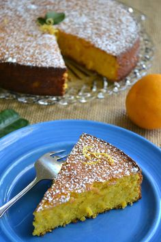 Minimal Monday: Flourless Whole Tangerine Cake (gluten free) - The View from Great Island