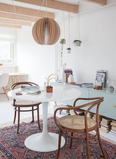 scandi-inspired #decor #homeoffice #rugs