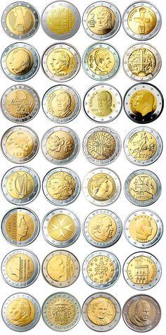 Hoy vamos a dar un repaso a las monedas de 2 euros que no son conmemorativas, monedas que los que somos coleccionistas tenemos más vistas, ya que años tras año nos ofrecen los mismos diseños. Según…