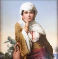 Greece Travel, 19th Century, Greek, Fictional Characters, Vintage, Women, Art, Art Background, Kunst