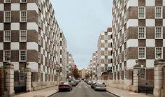 Des premières structures primitives aux œuvres de Mies van der Rohe, Alvar Aalto, Frank Lloyd Wright… voici les plus belles prouesses architecturales composées de brique. Grosvenor Estate, London, UK, 1930, Sir Edwin Lutyens.