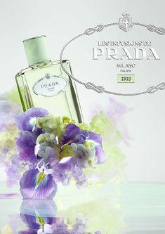 Le Infusion D' Iris eau de parfum 2007 by PRADA MILANO