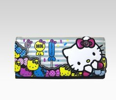 Hello Kitty Long Wallet: Lolli $35