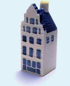 KLM miniature house 41KLM miniature house 41