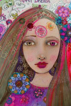 Suzi Blu Journal Art http://suziblu.typepad.com/