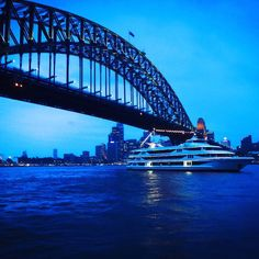 Sydney Harbour #Bridge highlighting #Sydney #Australia #BestCity2009 the first city to win The Best City To Visit #Travel Tournament held annually in March on my site.  If you have any photos from previous Best City winners #Sydney #Zermatt #Porto #Sarajevo #Sibiu #Craiova #TarguJiu or this year's winner #Lisbon #tag them with #foxnomad and I'll #repost my favorites over the weekend. by foxnomad http://ift.tt/1NRMbNv