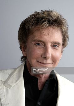 Singer Barry Manilow is photographed on November 12, 2013 in London, England.