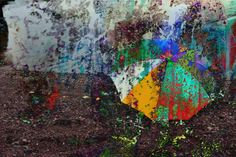 """ARTFINDER: Umbrella Abstract by Randi Grace Nilsberg - Umbrella abstract made of two images. My photo """"Beauty in Decay"""" is used as a texture. Show Photos, My Photos, Limited Edition Prints, Prints For Sale, Decay, Photo Art, Abstract Art, Photograph, Fotografia"""