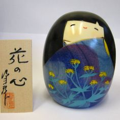 Japanese Creative Wood Kokeshi Doll
