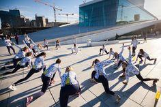 Running Event in Oslo Rönnisch SS17 #rohnisch #running #womenrunning