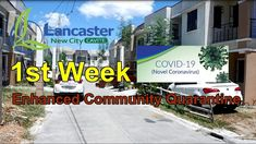 Kamusta na ba sa Lancaster New City? Part 1 📍 it is heart-warming to see that everyone is doing their share to keep the community sa. New City, Lancaster, Community, News