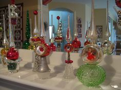 Vintage Tree Toppers
