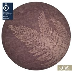 Fern -choose the colours and format you want. / www.lyk-carpet.de