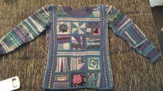 mein patchwork-pulli