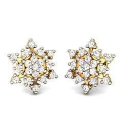 Netra Diamond Earring