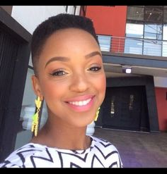 Nandi Mngoma -Shaved Sides