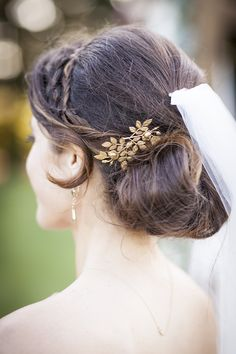 bridal hair ideas #weddinghair @weddingchicks