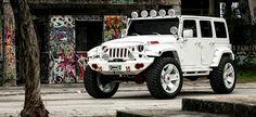 Customized Jeep Wrangler - Exclusive Motoring - Miami, FL | Exclusive Motoring Miami