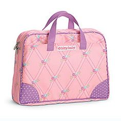 Grandparents - American Girl® Accessories: Bitty's Diaper Bag