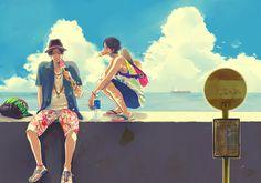 Anime One Piece Fond d'écran