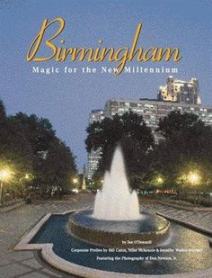 Birmingham: Magic For The New Millennium by Joe O'Donnell