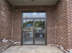 Commercial Lease Space  6374 Library Road South Park, PA 15129