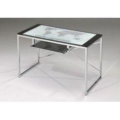 InRoom Designs Home Office Computer Desk   Wayfair