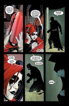 HQBR - Batman - Capitulo #13 Toc-Toc
