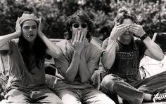 La era Hippie en fotos...