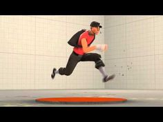 3D Fast Run Animation Cycle by Hypo | 3D Animation