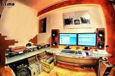 DJ rooms