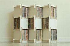 ¿Amante de los vinilos? ¡Este mueble es para vos! - Living - ESPACIO LIVING