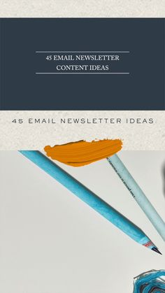 Email Marketing Design, Email Marketing Strategy, Small Business Marketing, Marketing Ideas, Internet Marketing, Start Online Business, Starting A Business, Email Newsletters, Blogging Ideas