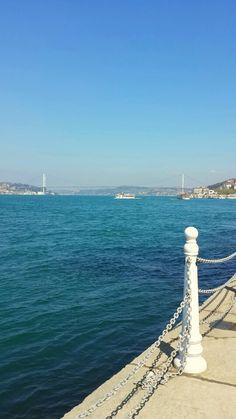 İstanbul Üsküdar Snapchat Picture, Places To Travel, Glass Art, Beautiful Places, Landscape, City, Wallpaper, Beach, Nature