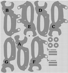 200 pages of laser cut patterns! « Ponoko – Blog