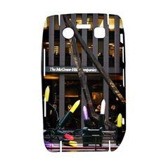 New+York+City+Chain+of+Lights+BlackBerry+Bold+9700+Hardshell+Case+