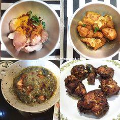 Resepi Ayam Berempah Sedap & Sempoi