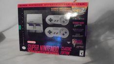 Mini Super Nintendo Classic Edition Brand New!!! #Nintendo