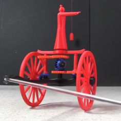 Download on https://cults3d.com #3Dprinting #Impression3D 3D printing South Pointing Chariot, woodenclocks