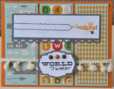 Ann Ertel - World Traveler Card