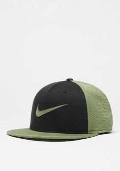 1ac2c322418c1c NIKE Snapback-Cap True Blue LBL SSNL black/palm green/palm green