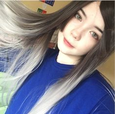 Better Off Alone, Different Hair Colors, 3d Girl, Synthetic Lace Front Wigs, About Hair, Cute Girls, Asian Girl, Cosplay, Hair Styles