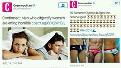 #FeministHypocrisy on display! #FeminismIsCancer