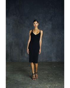 Olcay Gulsen's Strappy Back Dress